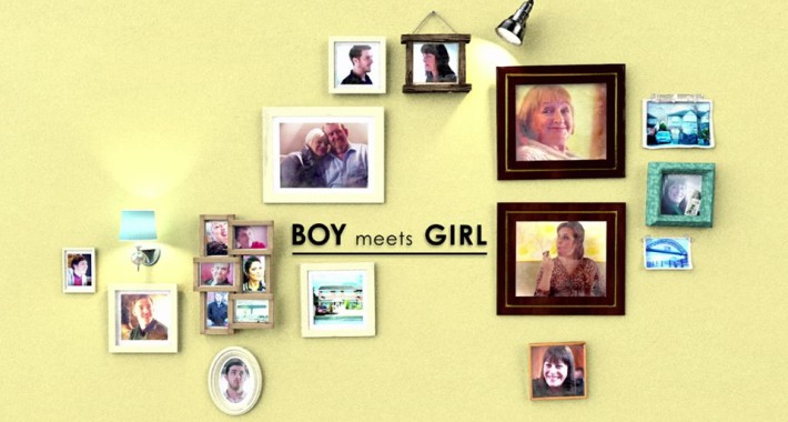 Boy Meets Girl home